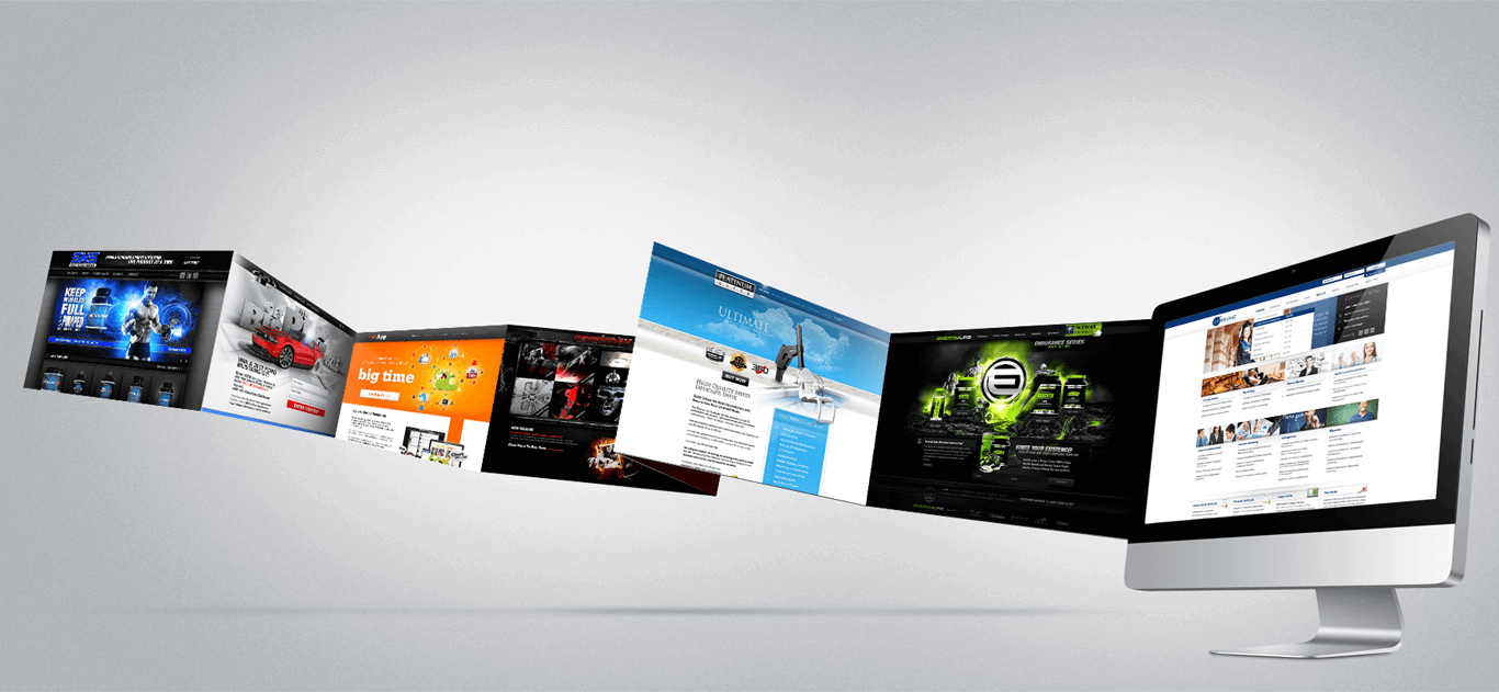 Custom Web Designs